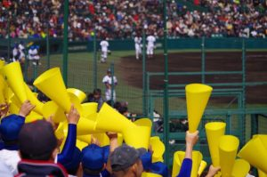 企業のマーケティング活動って、高校野球の勝負に似ていませんか。